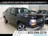 2004 Chevrolet Avalanche 1500 4dr for sale in Carrollton TX