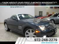2007 Chrysler Crossfire Limited for sale in Carrollton TX