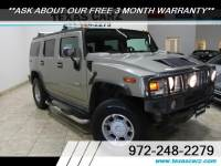 2003 Hummer H2 Adventure Series for sale in Carrollton TX
