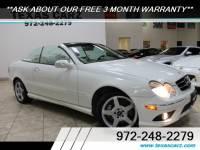 2007 Mercedes-Benz CLK 550 for sale in Carrollton TX