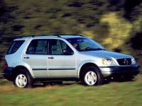 Used 1999 Mercedes-Benz M-Class ML 320 - Denver Area in Centennial CO