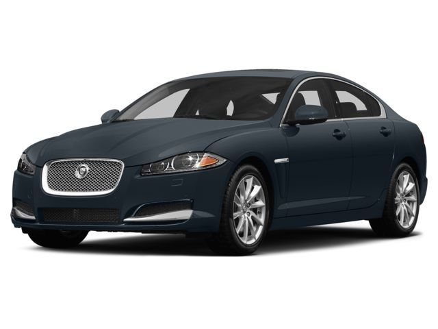 Photo Certified Used 2015 Jaguar XF 2.0T Premium in Houston, TX