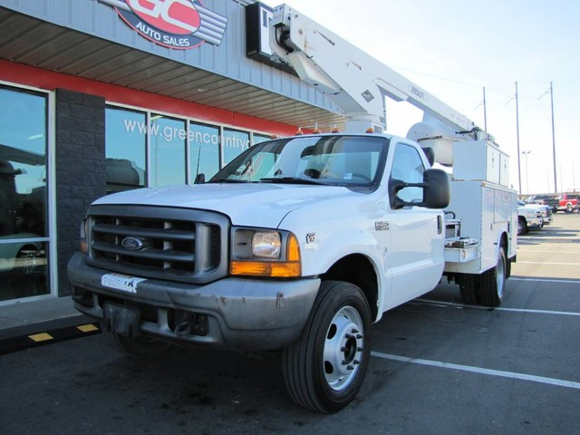 Photo 1999 Ford Super Duty F-450 V10 Utility XL