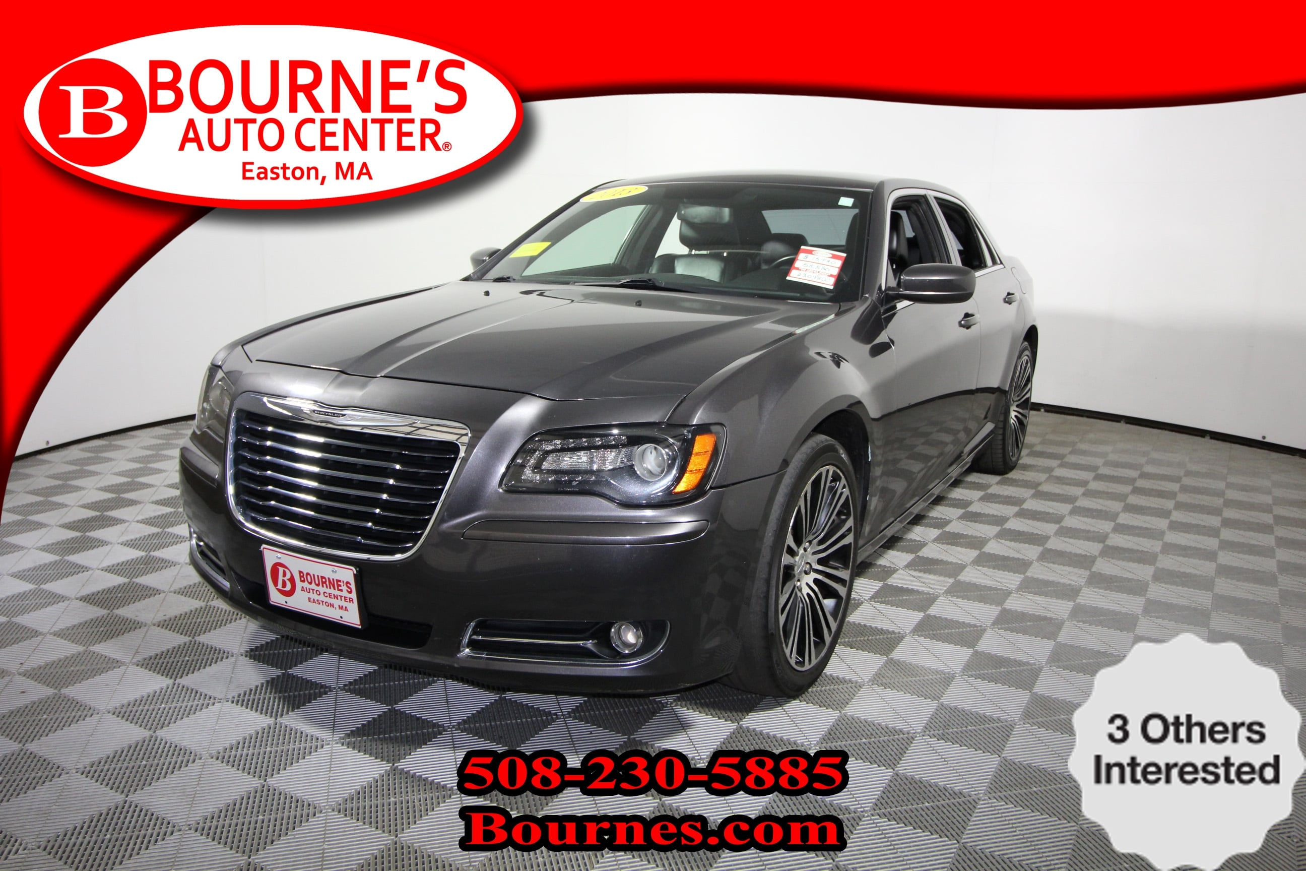 Photo 2013 Chrysler 300 S w Navigation, Leather, Heated Front Seats, And