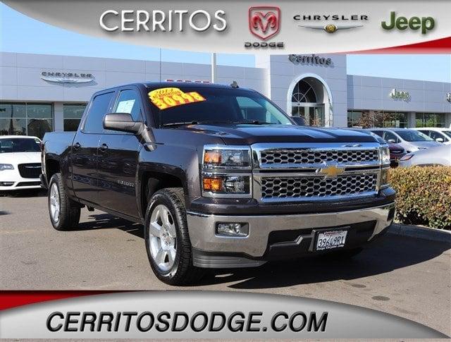 Photo Used 2014 Chevrolet Silverado 1500 LT w1LT Custom Sport for Sale in Cerritos