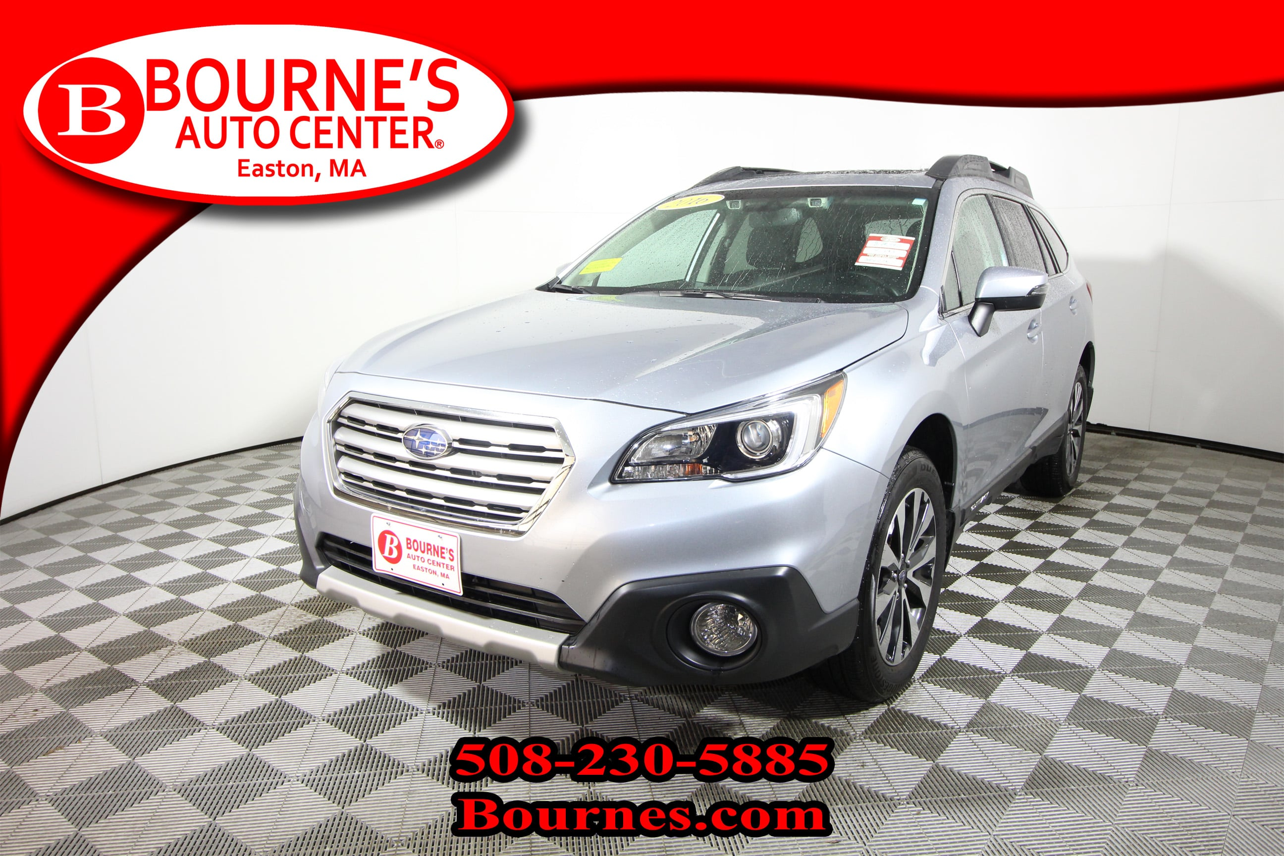Photo 2016 Subaru Outback 3.6R Limited w Navigation,Leather,Sunroof,Heated