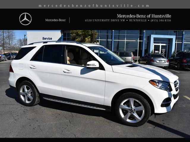 Photo 2018 Mercedes-Benz GLE 350 SUV