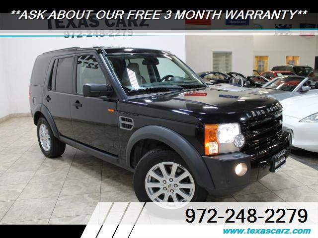 Photo 2008 Land Rover LR3 SE for sale in Carrollton TX