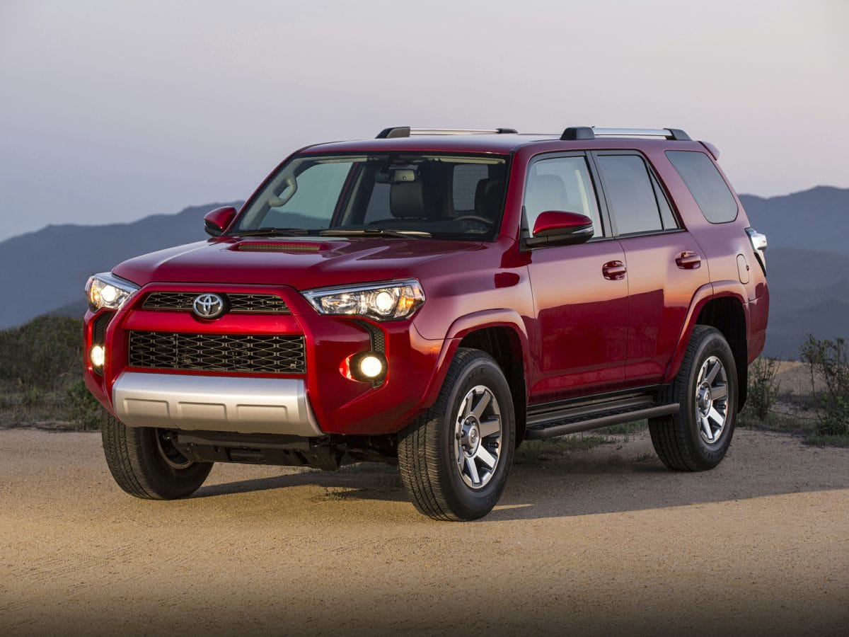 Photo Pre-Owned 2017 Toyota 4Runner in Little RockNorth Little Rock AR