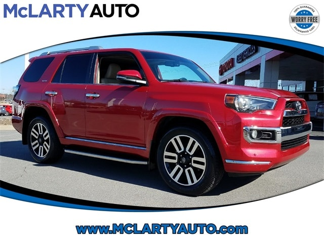 Photo Pre-Owned 2014 Toyota 4Runner Limited in Little RockNorth Little Rock AR