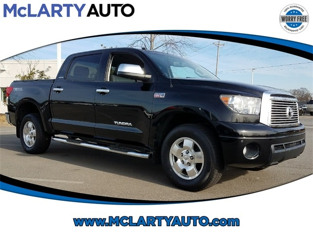 Photo Certified 2012 Toyota Tundra Limited 5.7L V8 wFFV CrewMax 4x4 in Little RockNorth Little Rock AR
