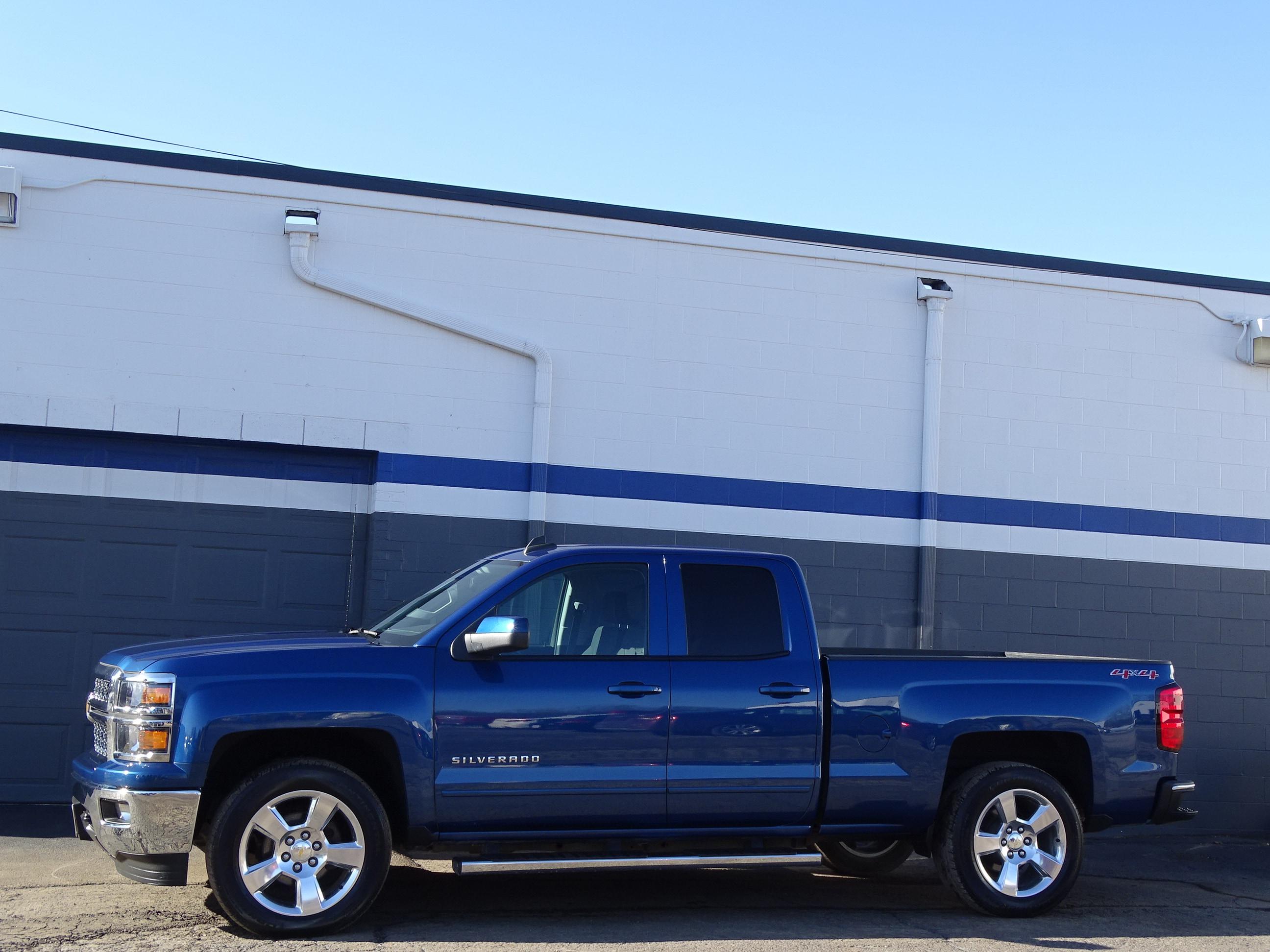 Photo Used 2015 Chevrolet Silverado 1500 For Sale  Heath OH