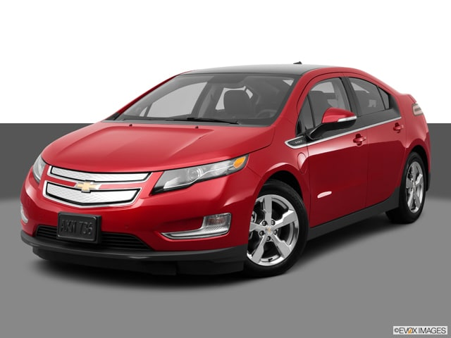 Photo Used 2012 Chevrolet Volt FWD for Sale in Clearwater near Tampa, FL