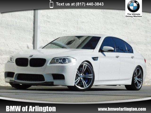 Photo 2013 BMW M5 Rear-wheel Drive