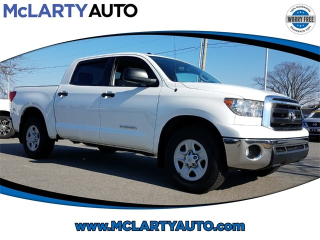 Photo Certified 2012 Toyota Tundra 4.6L V8 CrewMax 4x2 in Little RockNorth Little Rock AR