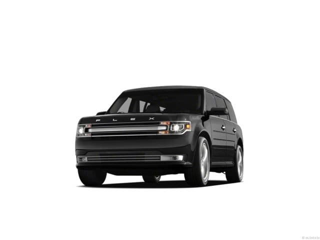 Photo Used 2013 Ford Flex SEL SEL FWD in Fairfield CA