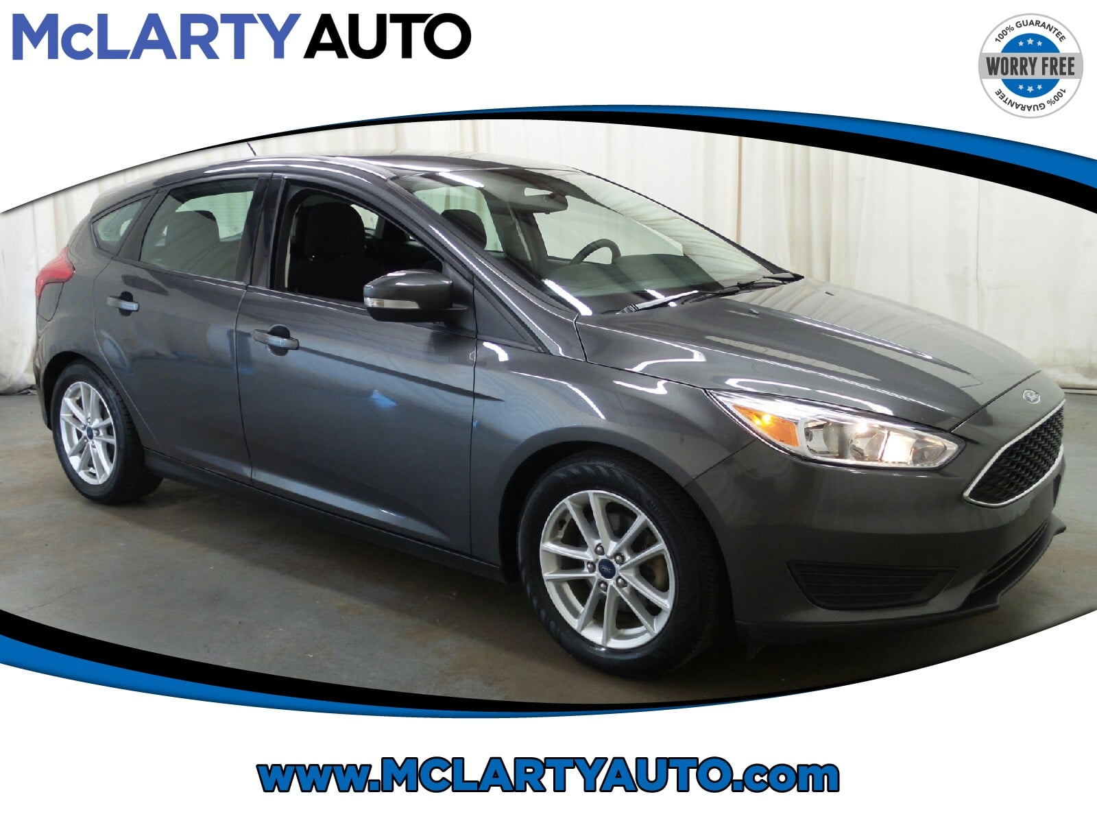 Photo Pre-Owned 2016 Ford Focus SE in Little RockNorth Little Rock AR