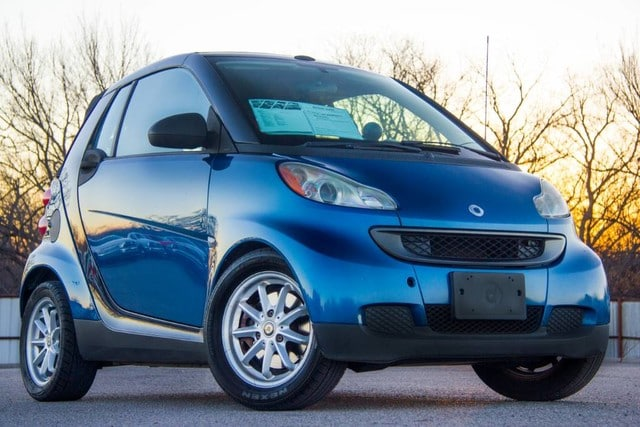 Photo Used 2009 Smart Fortwo Passion in Ardmore, OK