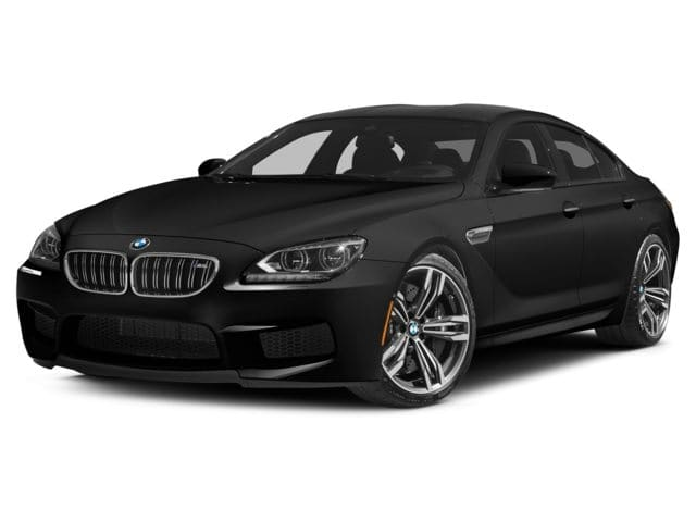 Photo Used 2015 BMW M6 Gran Coupe near Los Angeles
