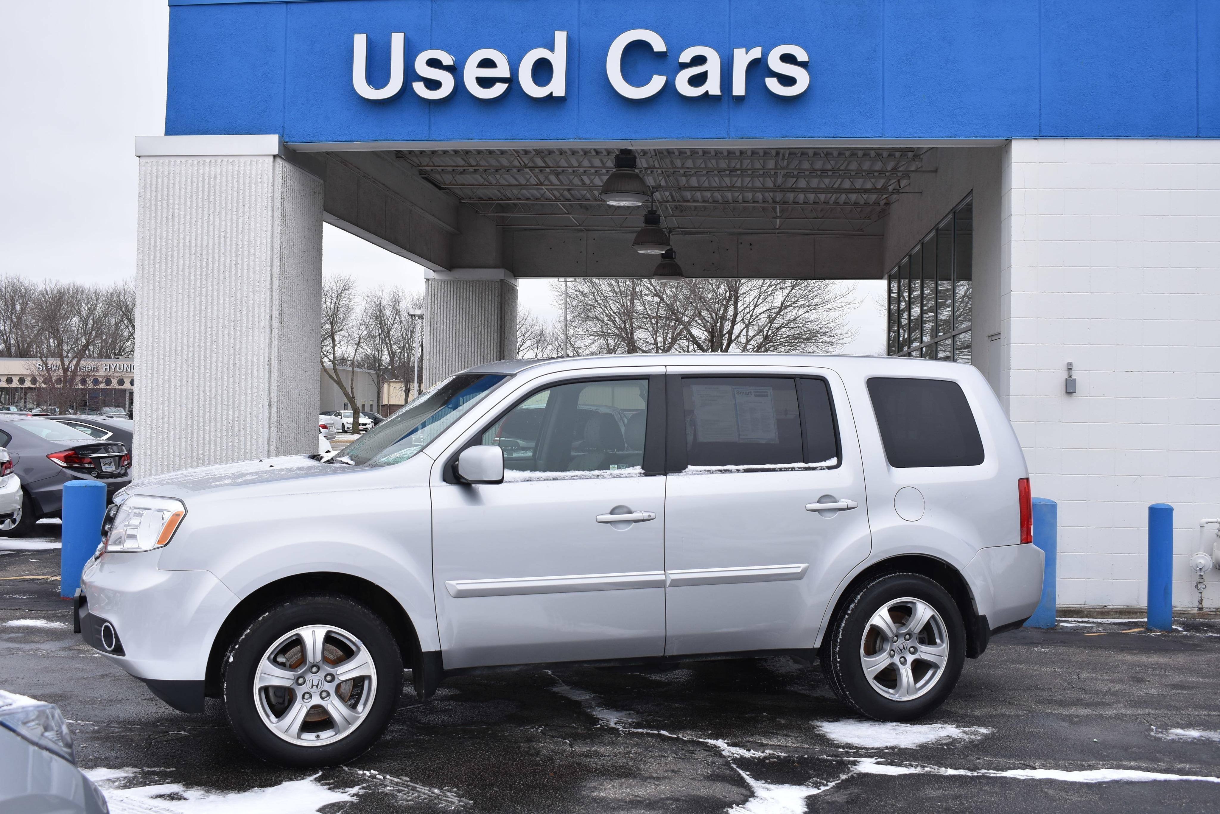 Photo 2012 Honda Pilot EX-L wRES 4WD SUV