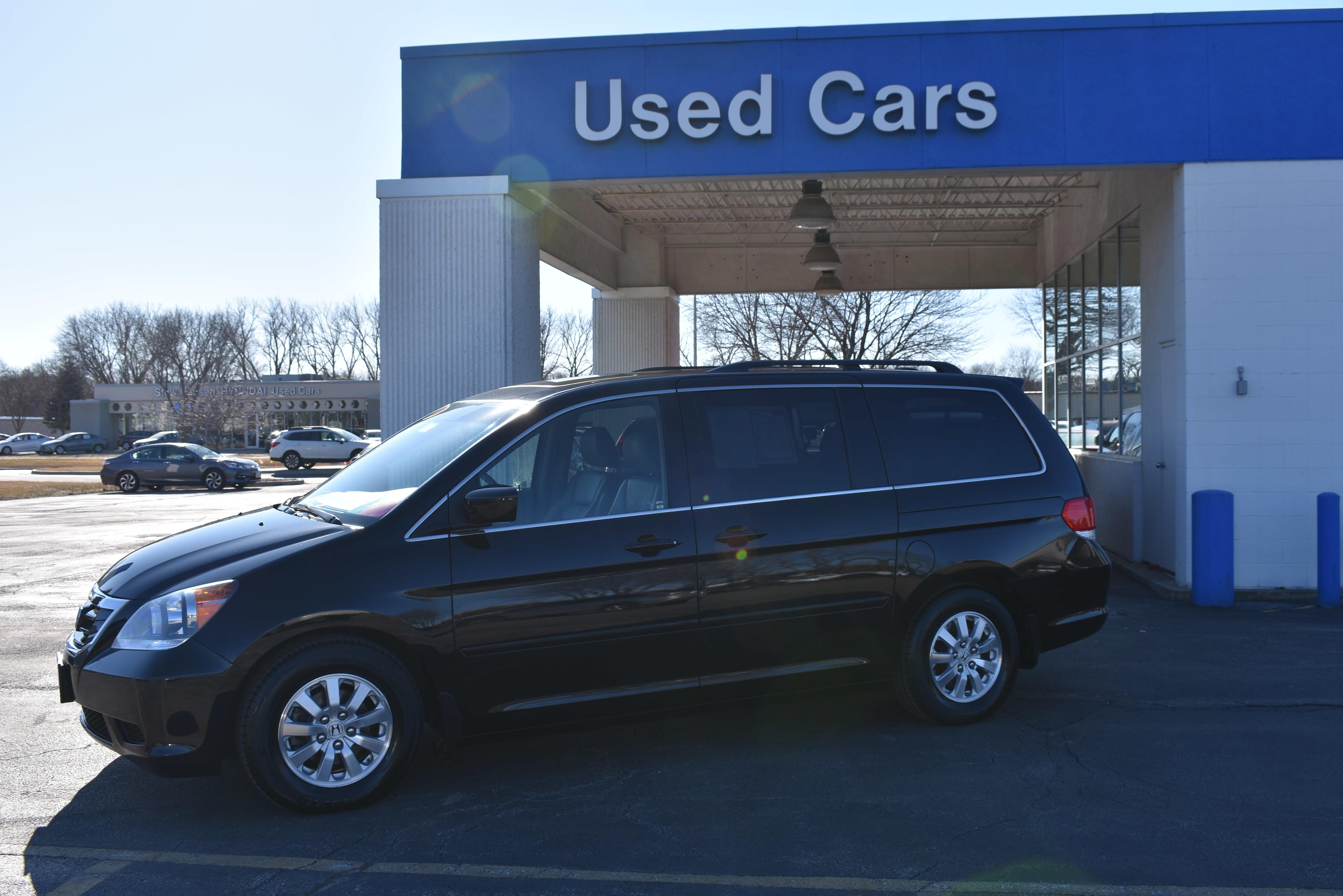 Photo 2010 Honda Odyssey EX-L wRES MinivanVan