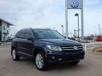 Certified Pre-Owned 2016 Volkswagen Tiguan SE 4Motion AWD