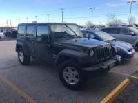 Pre-Owned 2011 Jeep Wrangler Unlimited Sport in Peoria, IL