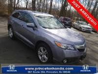 2014 Acura RDX AWD with Technology Package SUV for sale in Princeton, NJ