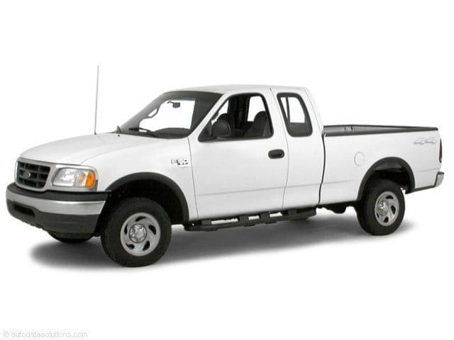 Photo Used 2000 Ford F-150 Truck for sale in Middlebury CT