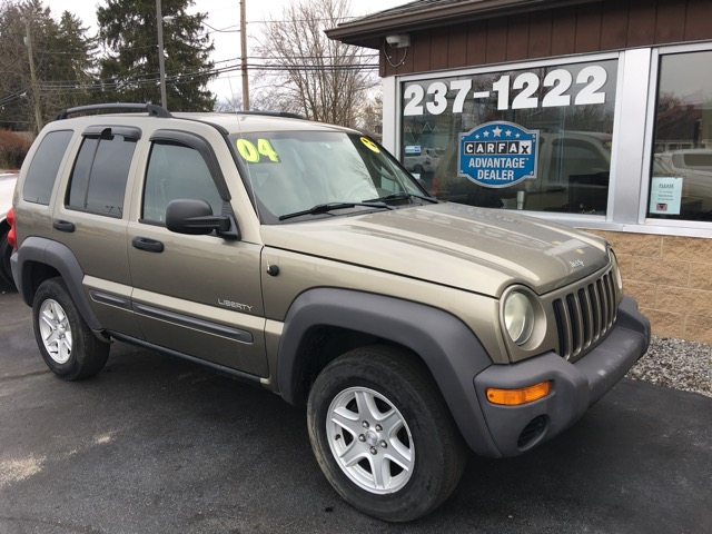 Photo 2004 Jeep Liberty Rocky Mountain Edition 4WD