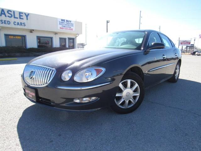Photo 2008 Buick LaCrosse CX