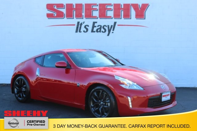 Photo Certified Pre-Owned 2016 Nissan 370Z Base Coupe in Manassas, VA