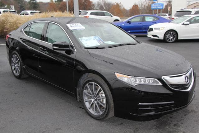 Photo Pre-Owned 2017 Acura TLX in Greensburg, PA