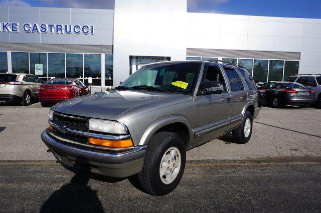 Photo 2001 Chevrolet Blazer LS