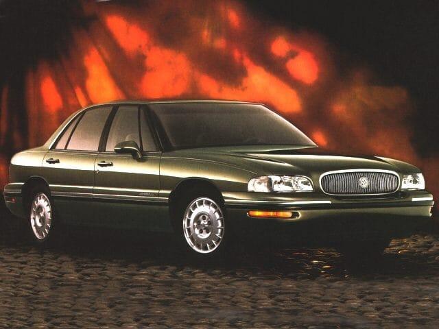 Photo 1996 Buick LeSabre Custom Sedan