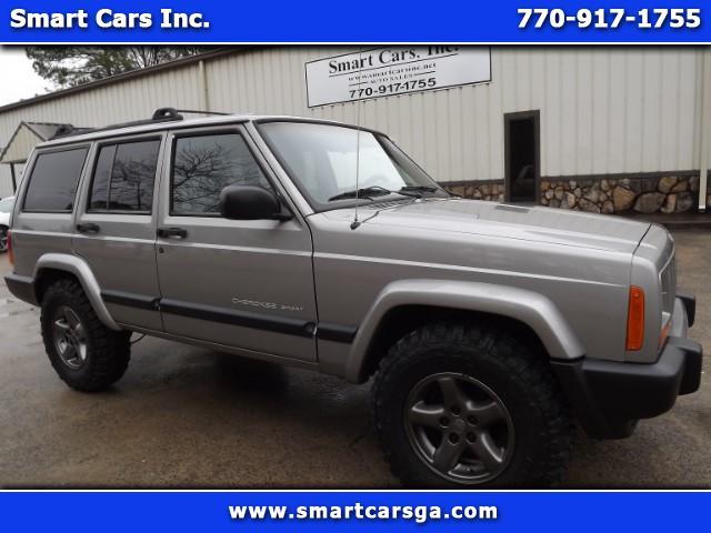 Photo 2001 Jeep Cherokee Sport 4-Door 4WD