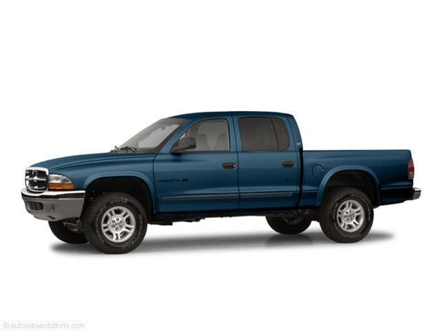 Photo Pre-Owned 2002 Dodge Dakota Sport Truck Quad Cab For Sale  Raleigh NC