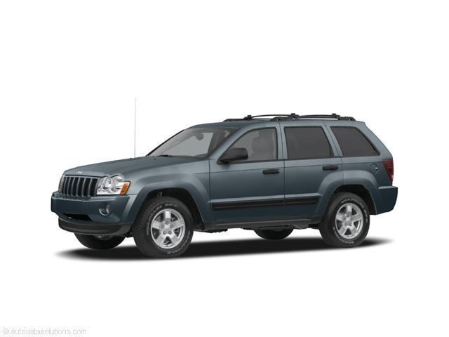 Photo Pre-Owned 2007 Jeep Grand Cherokee Laredo SUV For Sale  Raleigh NC