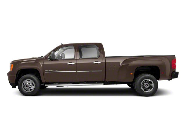 Photo Pre-Owned 2012 GMC Sierra 3500HD SLT4WD