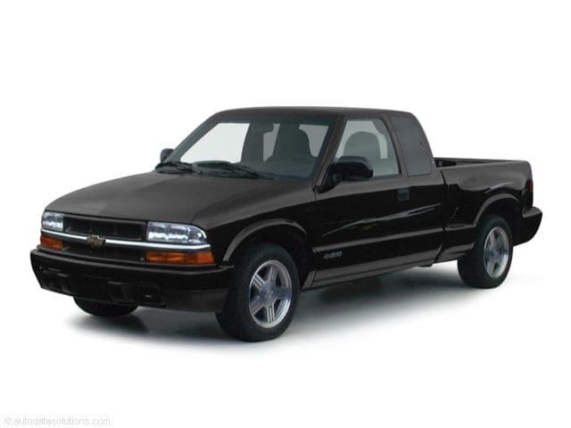 Photo Used 2000 Chevrolet S-10 Truck in Clearwater, FL