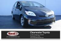 2014 Toyota Prius Two 5dr HB Natl Hatchback in Clearwater