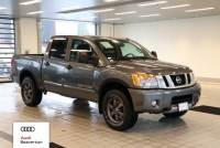 Used 2015 Nissan Titan PRO-4X Truck Crew Cab for Sale in Beaverton,OR