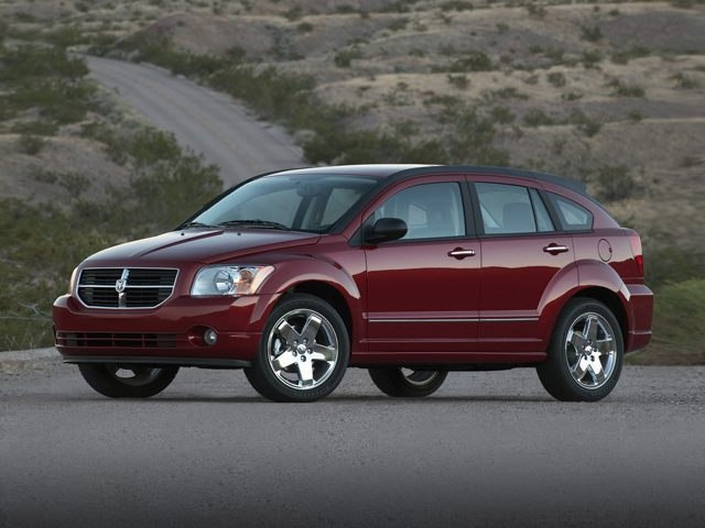 Photo Used 2011 Dodge Caliber Uptown Hatchback CVT Front-wheel Drive in Chicago, IL