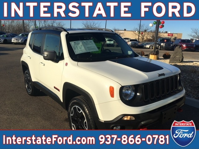 Photo Used 2015 Jeep Renegade Trailhawk SUV I4 MultiAir in Miamisburg, OH
