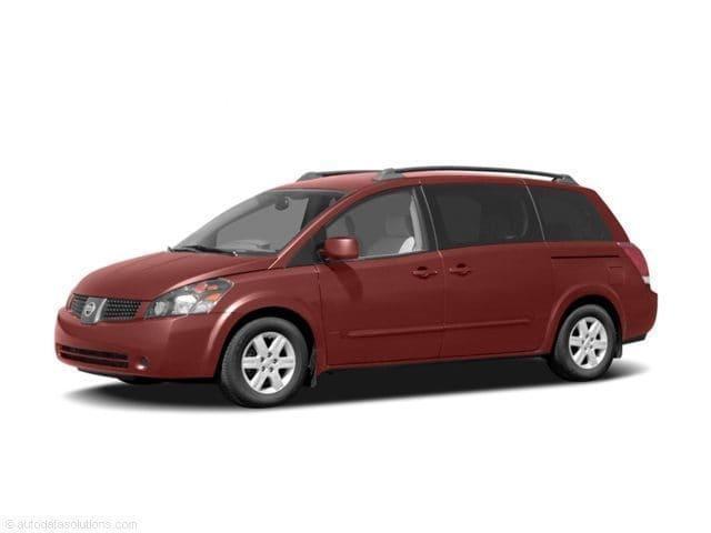 Photo 2005 Nissan Quest 3.5 S MinivanVan