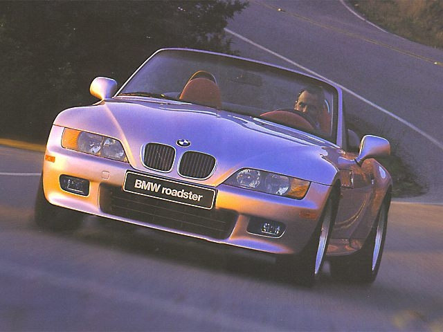 Photo Pre-Owned 1998 BMW Z3 1.9 Convertible For Sale  Raleigh NC