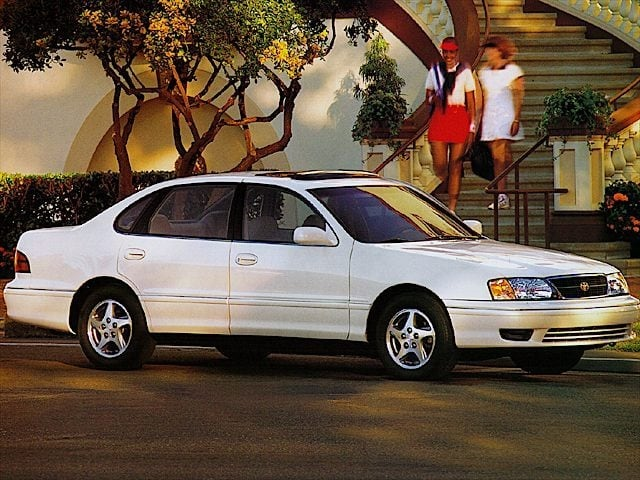 Photo Pre-Owned 1998 Toyota Avalon Sedan For Sale  Raleigh NC
