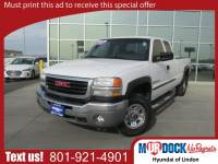 Used 2006 GMC Sierra 2500HD Truck Extended Cab in Lindon