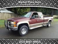 1998 Chevrolet C/K 2500 Ext. Cab 8-ft. Bed 4WD