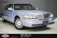 Used 2005 LINCOLN Town Car 4dr Sdn Signature Limited